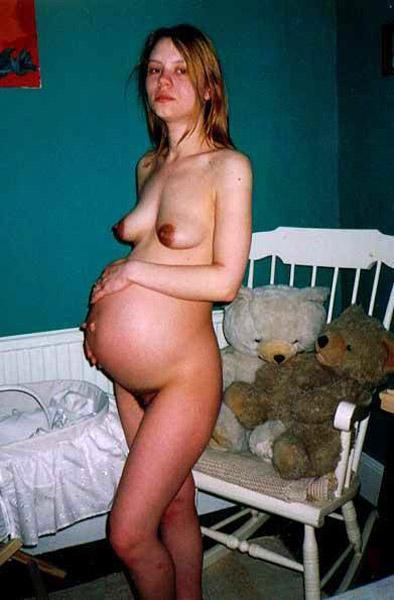 любительские фото беременных голыми