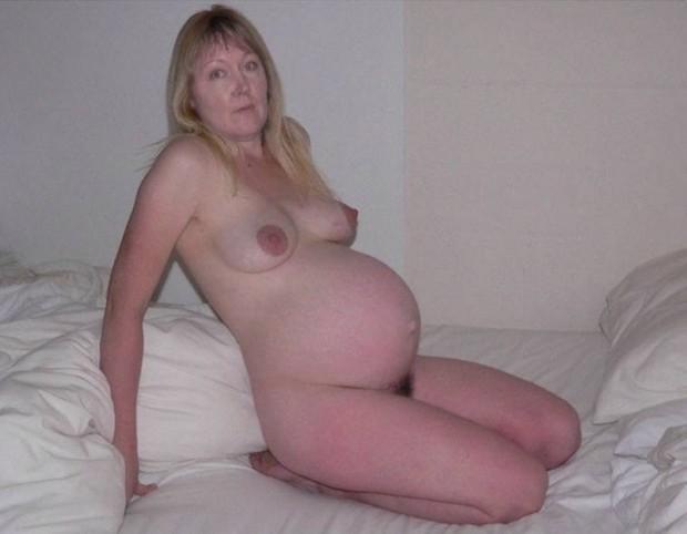 une femme de 40 ans est enceinte
