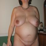 femme enceinte mature