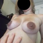 gros seins de femme enceinte